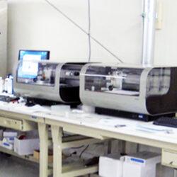 DMP ink process development lab